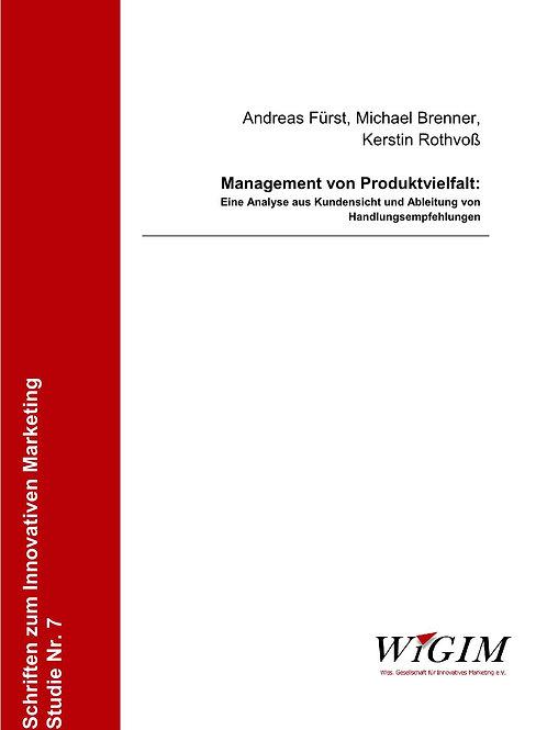 Management von Produktvielfalt