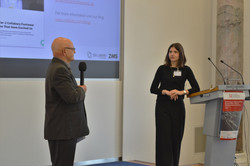Prof. Diller & Anna Meyfarth