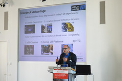 René Dünkler über HolodeckVR