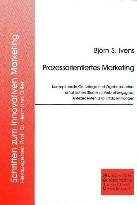 Prozessorientiertes Marketing