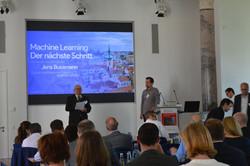 Jens Bussmann über Machine Learning