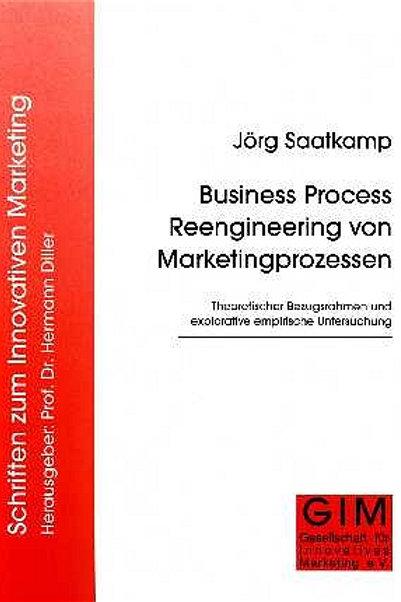 Business Process Reengineering von Marketingprozessen