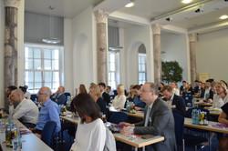 Teilnehmer im Marmorsaal Nürnberg