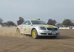 Drive a Rally Car