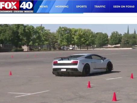 Drive Exotic Cars - FOX 40 News Special