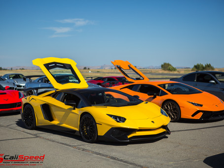 Exotic and SuperCar Rentals for Corporate and Group Events