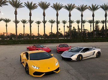Exotic Car Rentals & Tours | California | CaliSpeed Motorsports