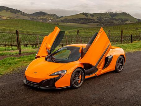 Drive a McLaren 670s Exotic Car!