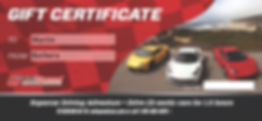 Exotic Car Experience Gift Certs.jpg