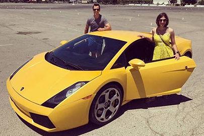 Drive a Ferrari Race Car