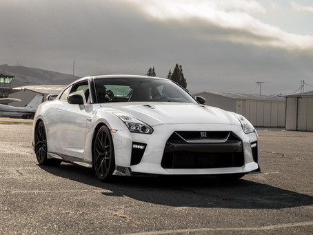 Drive a Brand New 2018 Nissan GTR!
