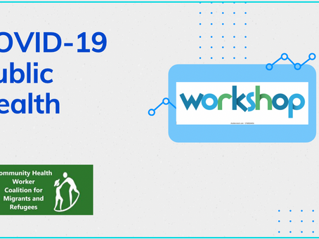 CHWCMR lanza el programa COVID-19 Public Health