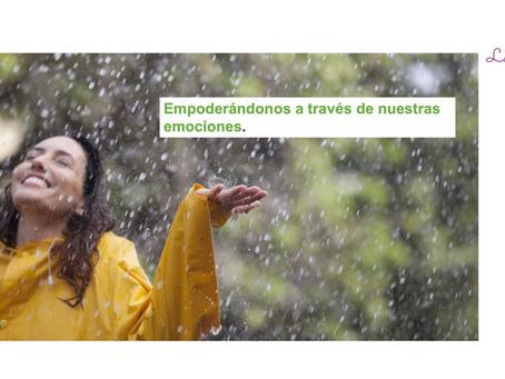 Empoderándonos a través de las Emociones