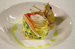 mangiare pesce a Biella