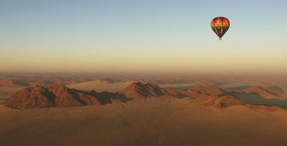 &Beyond - Sossusvlei Hot Air Balloon