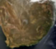 South Africa Map - Lowveld Safari