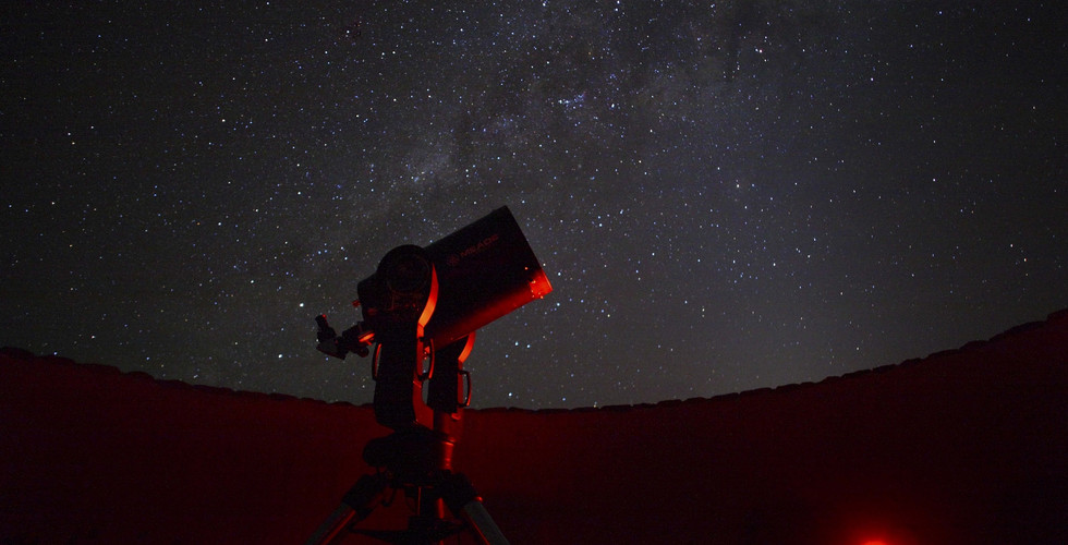 &Beyond- Sossusveli Stargazing