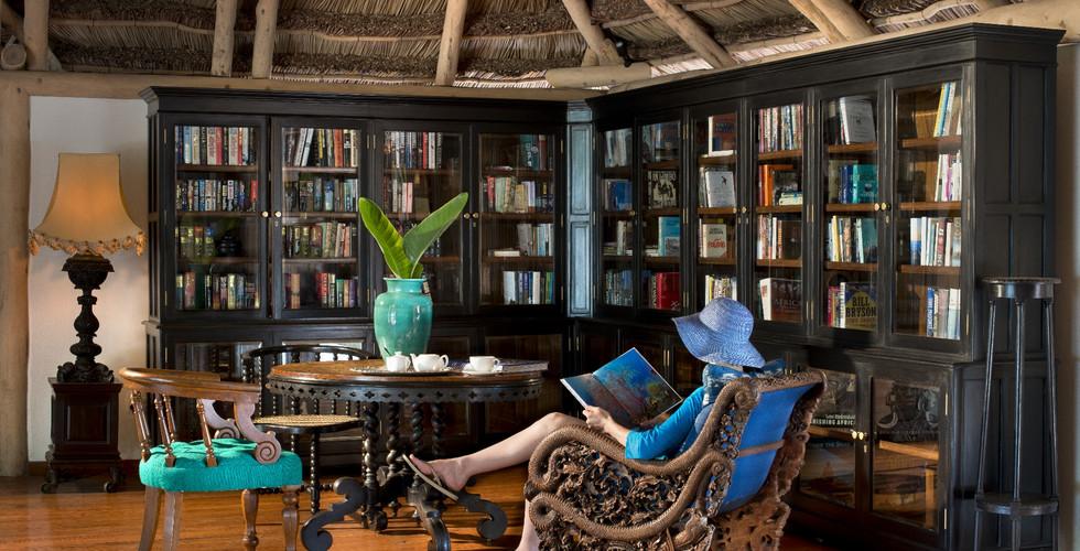 &Beyond - Benguerra lsand Library