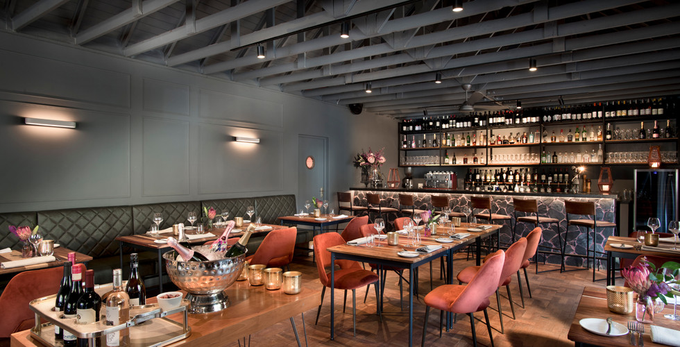The Peech Basalt Restaurant