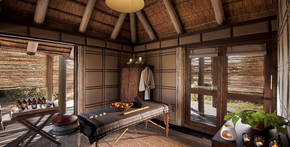Nxabega Okavango Delta Lodge - Wellness Treatment Spa