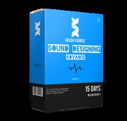 SOUND DESIGNING | Crash Course | Part 2