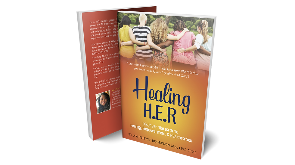 Healing H.E.R: Discover the Path to Healing, Empowerment & Restoration