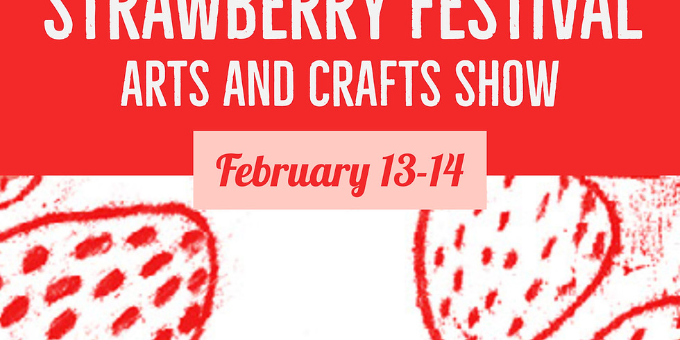 Strawberry Festival Arts and Crafts Show