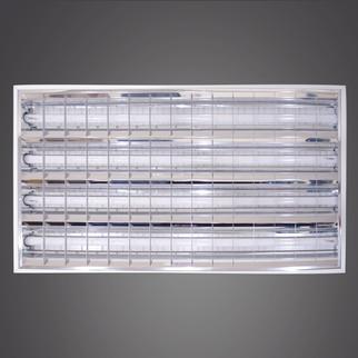格柵燈盤-4尺4管