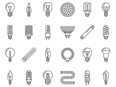 LED-光源的用語