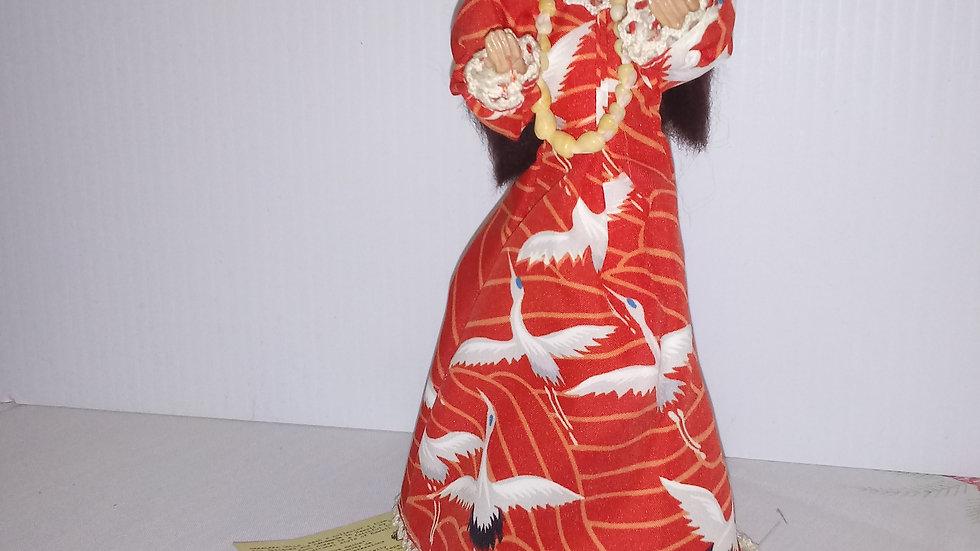 Vintage Makaleka Doll