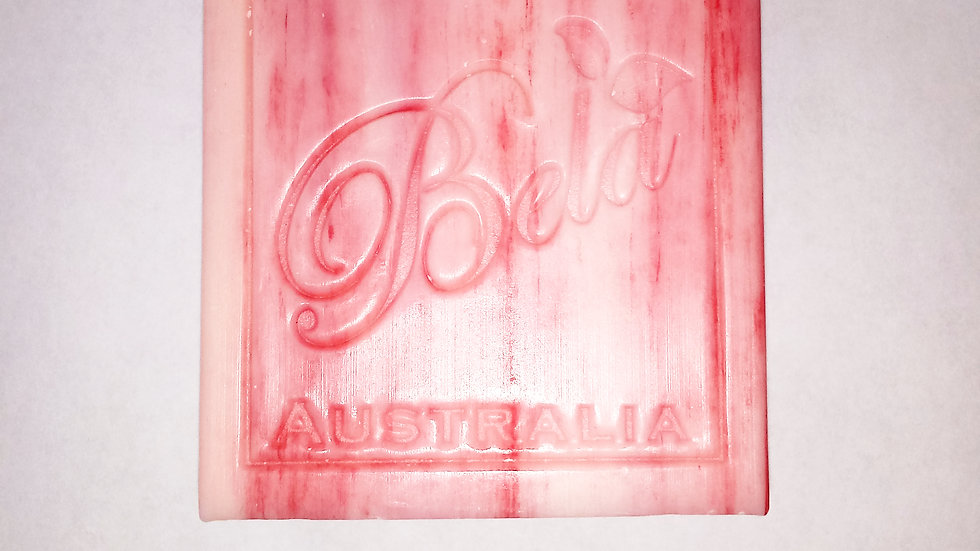 PURE Natural Soap Strawberry & Melon by Bela
