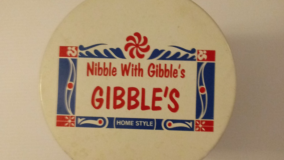 Nibble With Gibbles Bicentennial Tin