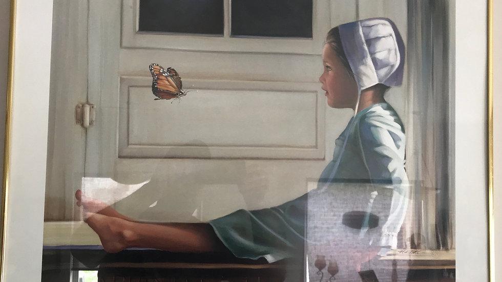"""Nancy Noel """"Happiness is a Butterfly"""""""