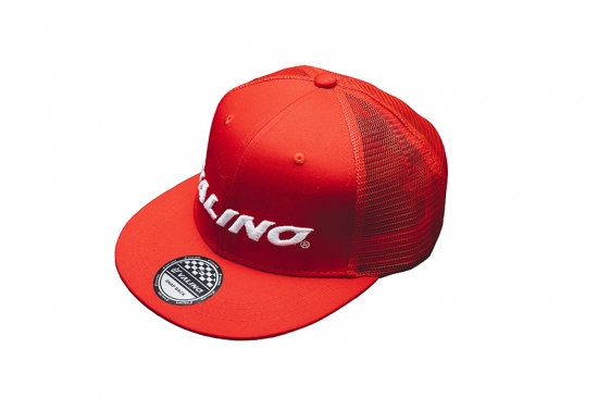 VALINO CAP Mesh Red