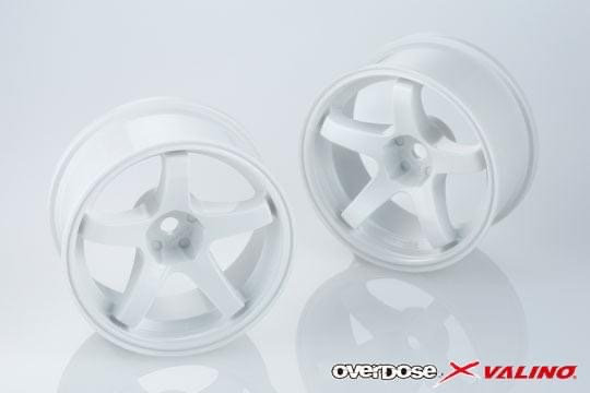 VALINO x OVERDOSE R/C WHEELS 26mm