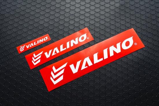 VALINO BOX STICKER