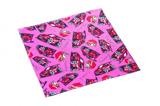 SAYAKA SHIMODA HAND TOWEL PINK