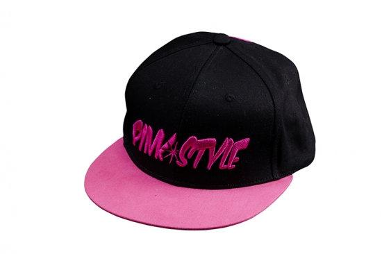 VALINO x Pink Style CAP