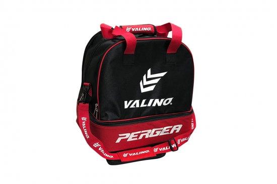 VALINO HELMET/SHOE BAG RED