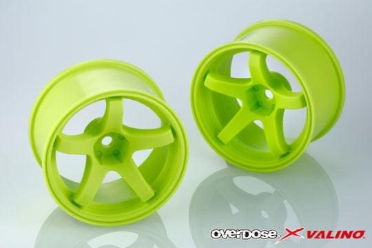 VALINO x OVERDOSE R/C WHEELS 30mm