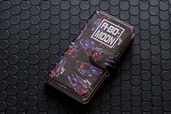 ABO~MOON iPHONE CASE BOOK for X/XS