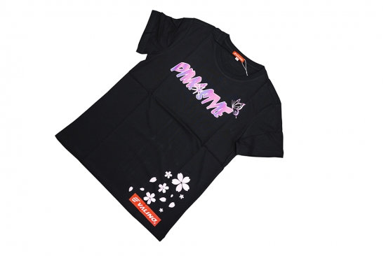 Pink Style T-SHIRT TYPE B 蝶