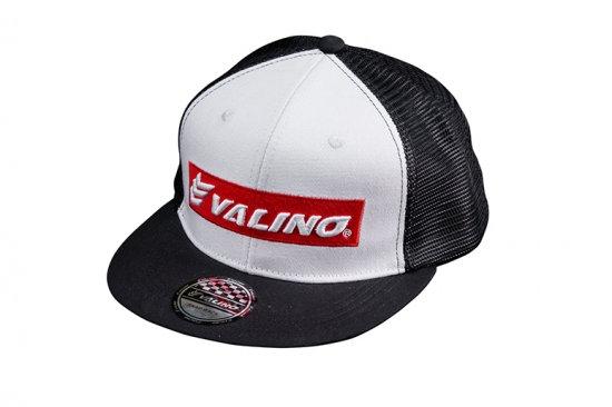 VALINO CAP Mesh Black/White