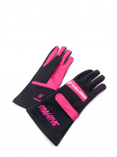 Pink Style RACING GLOVES