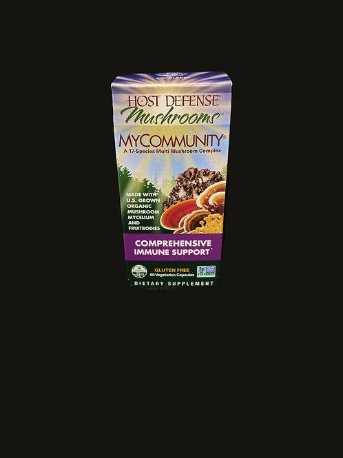MyCommunity Host Defense Mushrooms