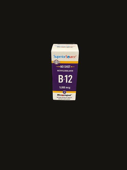 Vitamin B-12 (Methylcobalamin)