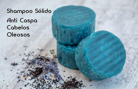 Solid Shampoo - Oil Control