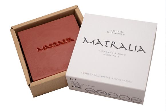Sabonete Artesanal de Medronho & Zimbro - Hidratante | Matralia