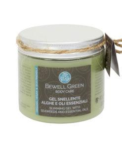 Gel de Adelgaçante com Algas e Óleos Essenciais da Bewell Green