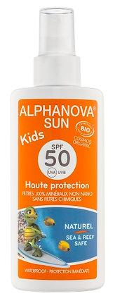 Spray Protector Solar p/ Criança - SPF 50 de Alphanova